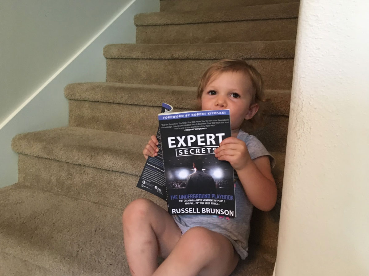 Child Reading Expert Secrets