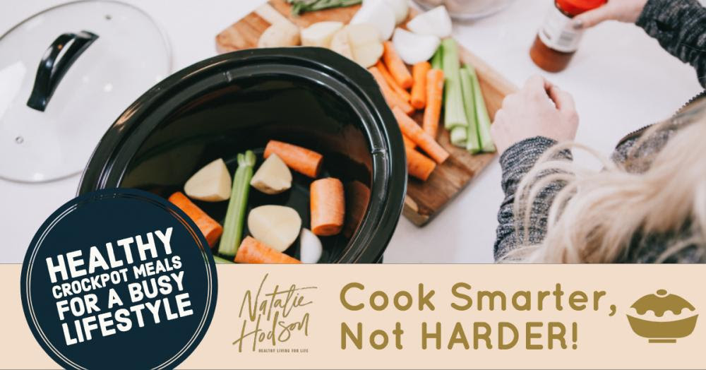Healthy crockpot meals for a busy lifestyle