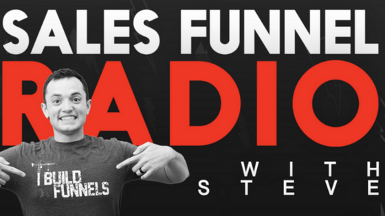 Sales Funnel Radio with Steve