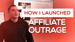 SFR 178: How I Launched Affiliate Outrage