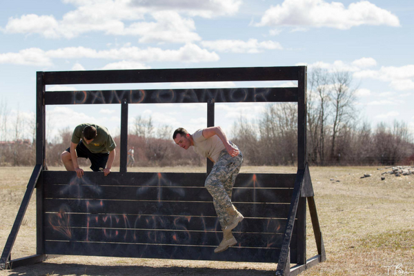 military obstacle