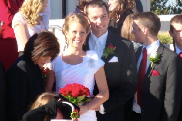 Larsen Wedding