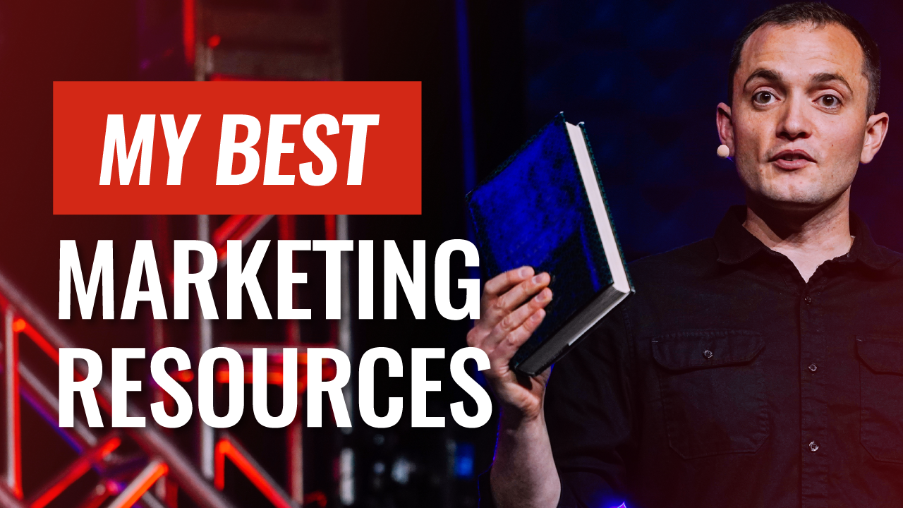My Best Marketing Resources