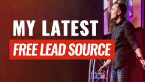 My Latest Free Lead Source