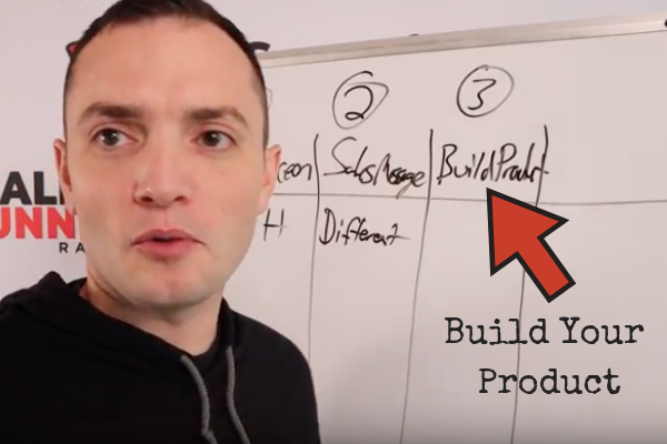 build your product