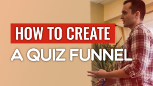 SFR 195 How To Create A Quiz Funnel