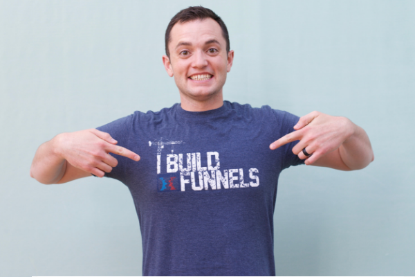 Steven Larsen builds funnels business process