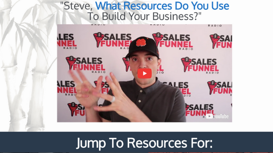 Steven Larsen business resources