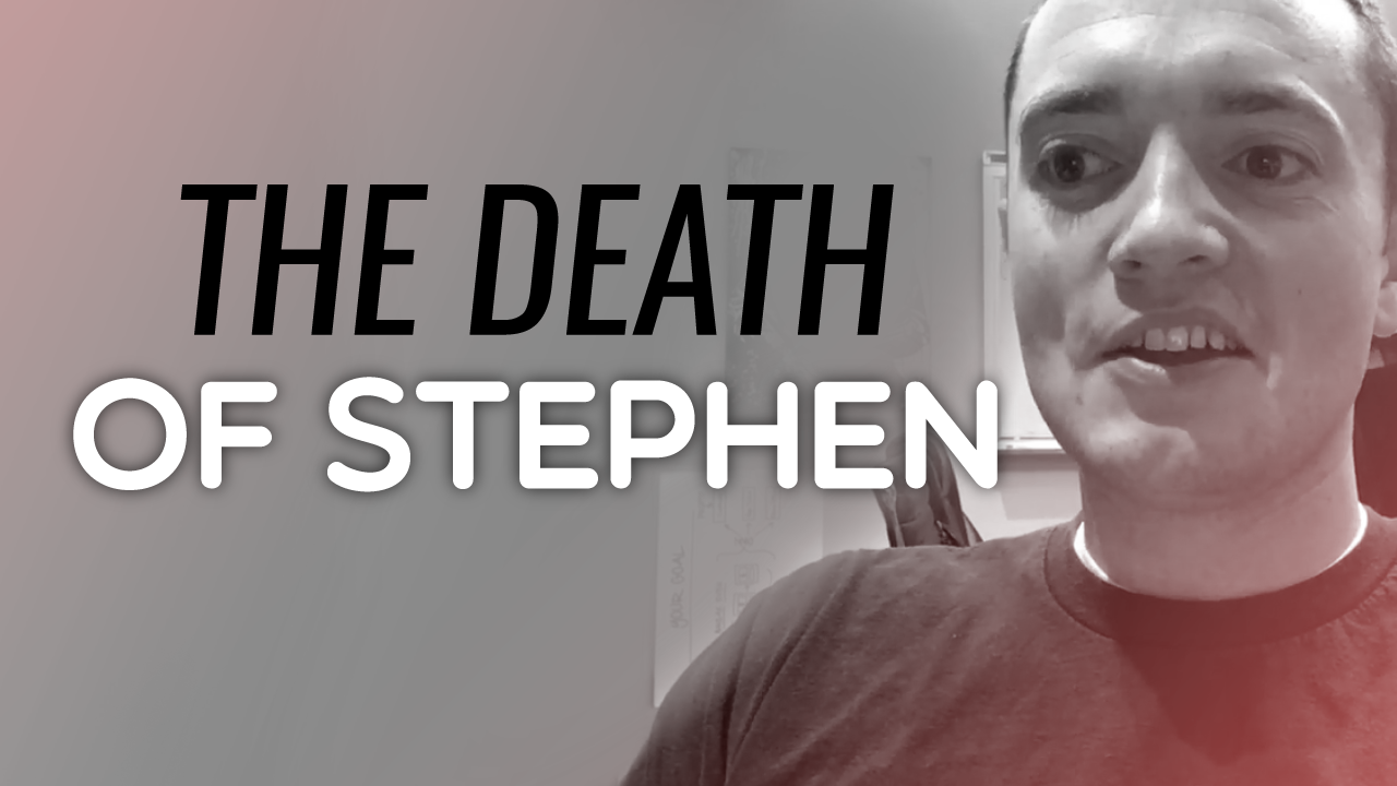 The Death of Stephen
