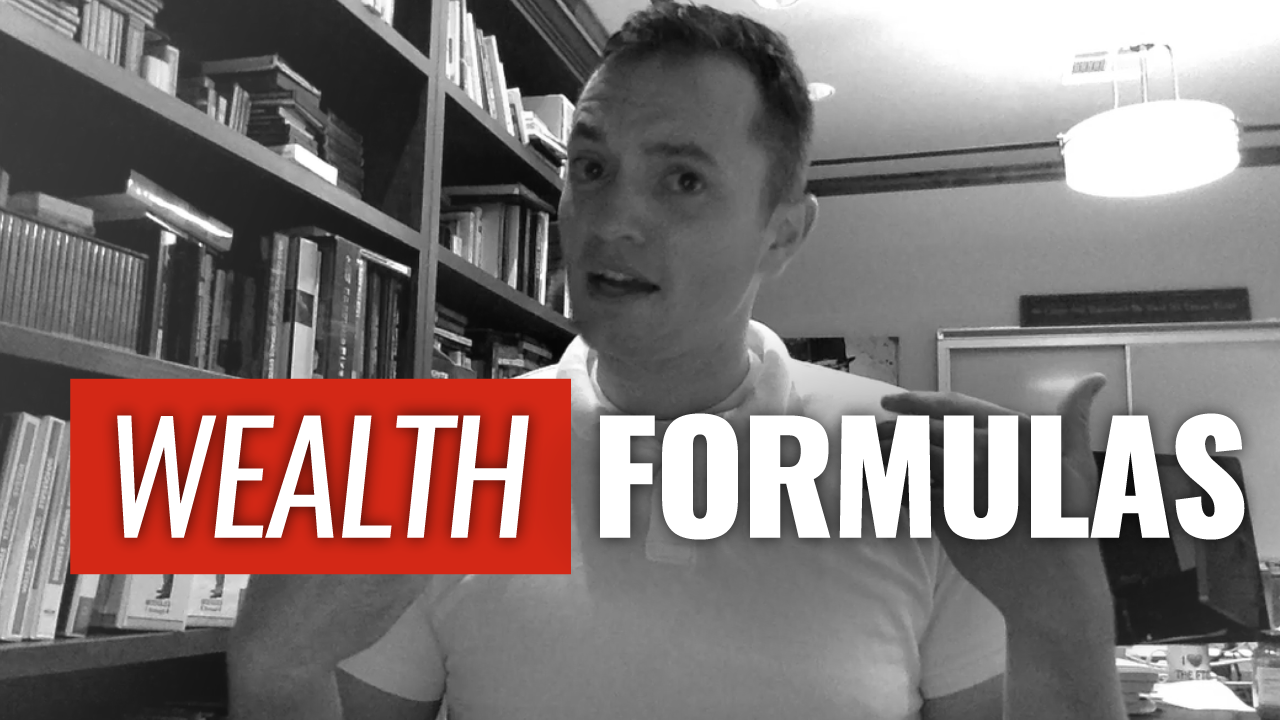 SFR 212 Wealth Formulas