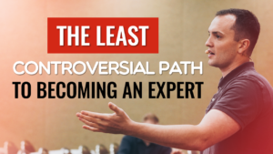 SFR 217 The Least Controversial Path To Becoming An Expert