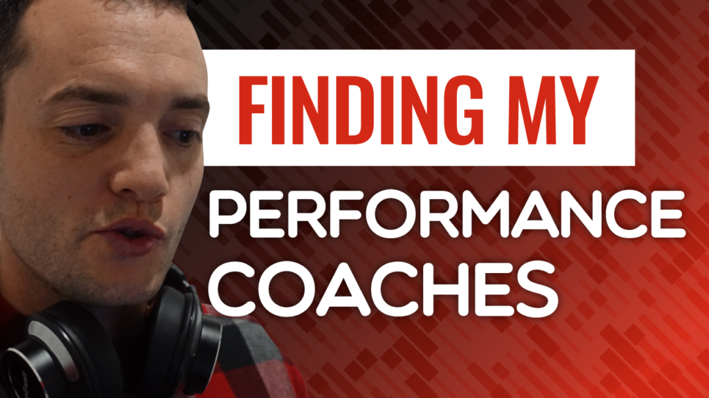 SFR 231 Finding My Performance Coaches
