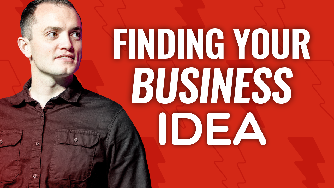 SFR 238 Finding Your Business Idea