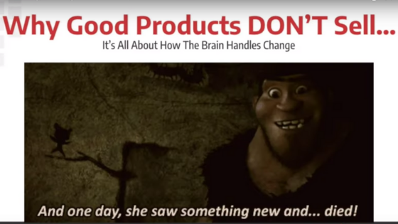 How to increase sales with something new