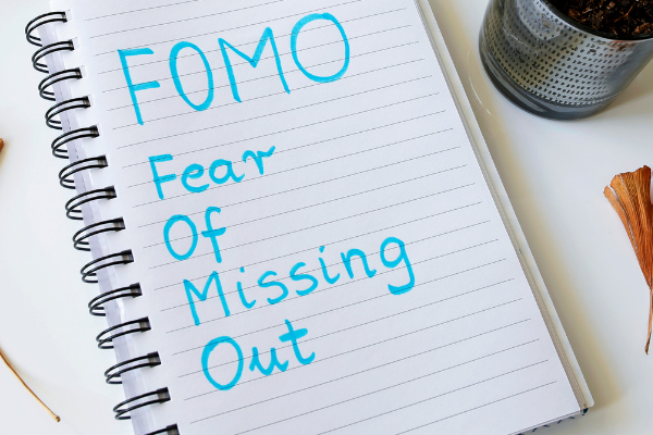 Product launch FOMO