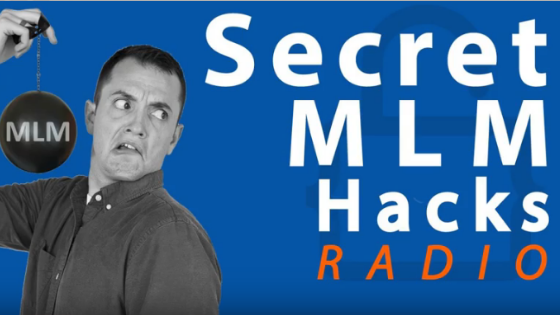 Secret MLM Hacks sideways webinar