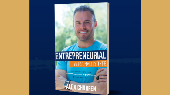 Alex Charfen book
