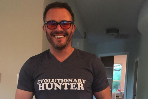 Alex Charfen evolutionary hunter