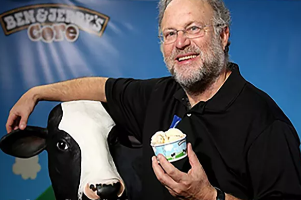 Ben and Jerry's entrepreneur events