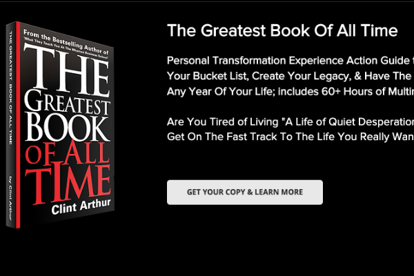 Entrepreneur motivation the greatest book of all time