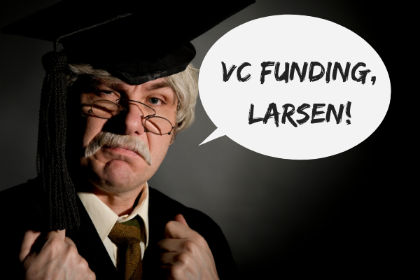 Starting a business without VC funding