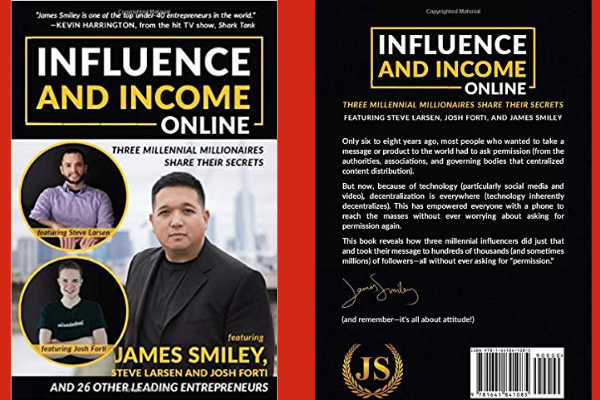 Influence and Income Online book