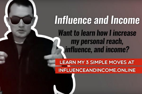 Influence and Income Online