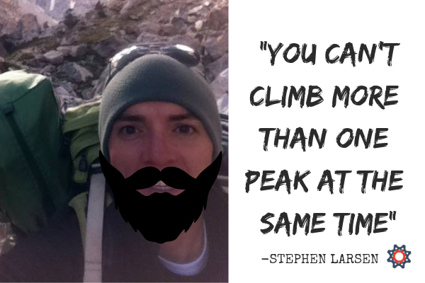 Learn entrepreneurship peaks