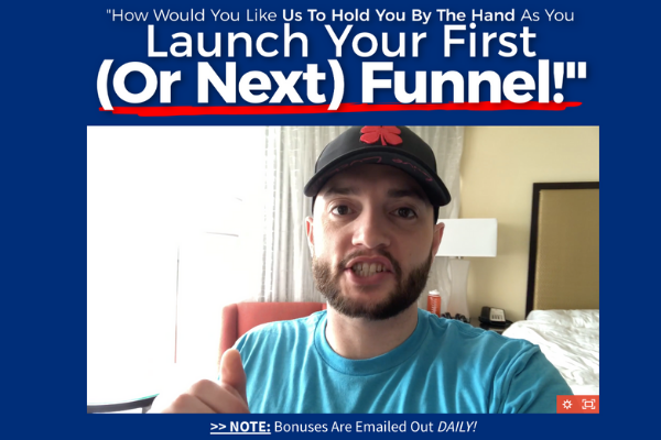 One Funnel Away Challenge funnel review