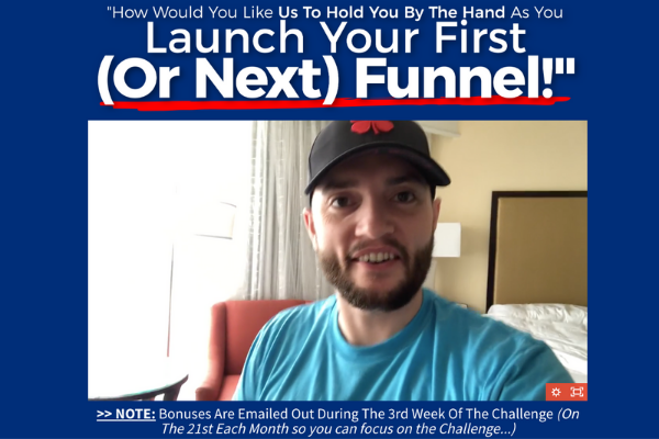 One Funnel Away value ladder examples