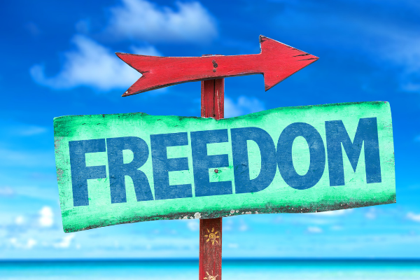 Freedom sales coaching