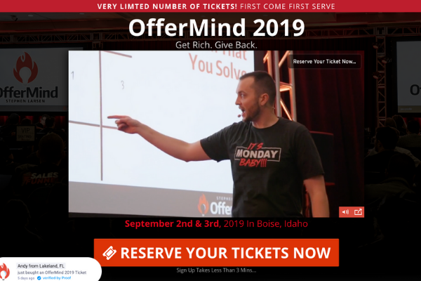 OfferMind business lead generation
