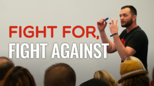 SFR 271 Fight For, Fight Against