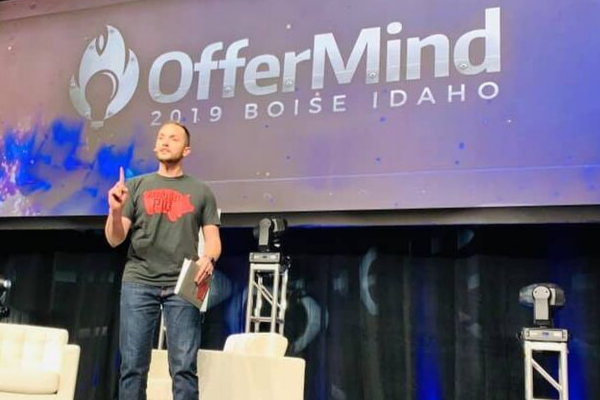 From ClickFunnels to OfferMind event