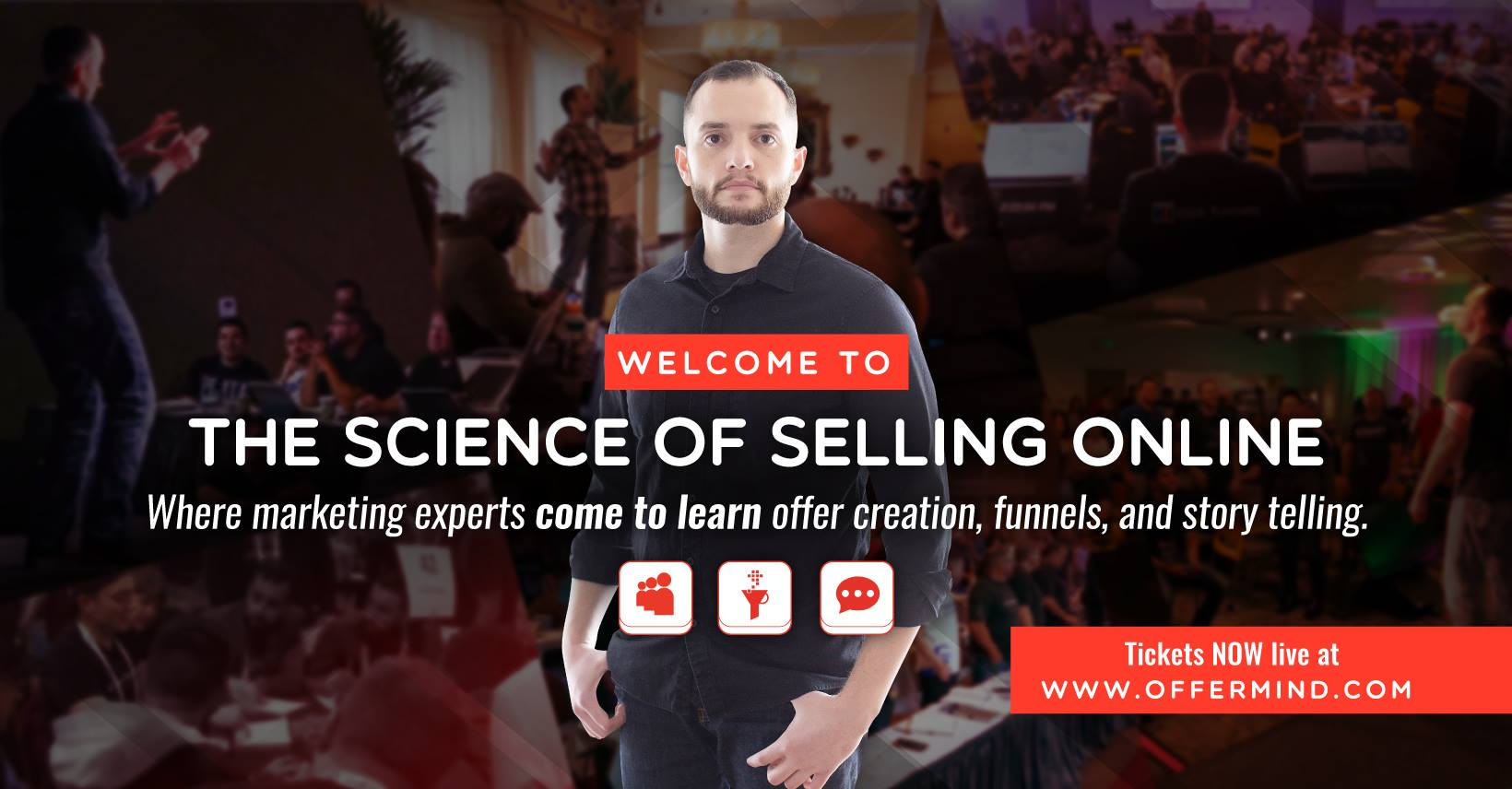 How to create ads with the science of selling online