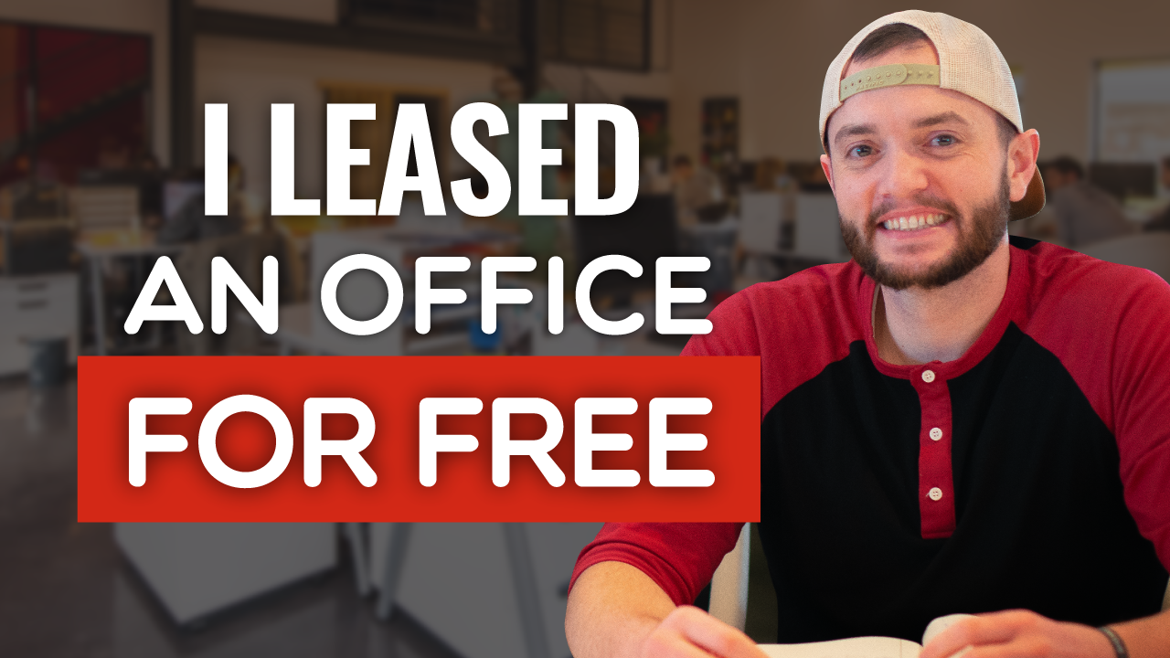 SFR 283 I Leased An Office For Free