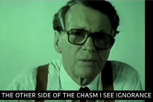 David Ogilvy marketing video