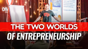 SFR 287 The Two Worlds Of Entrepreneurship