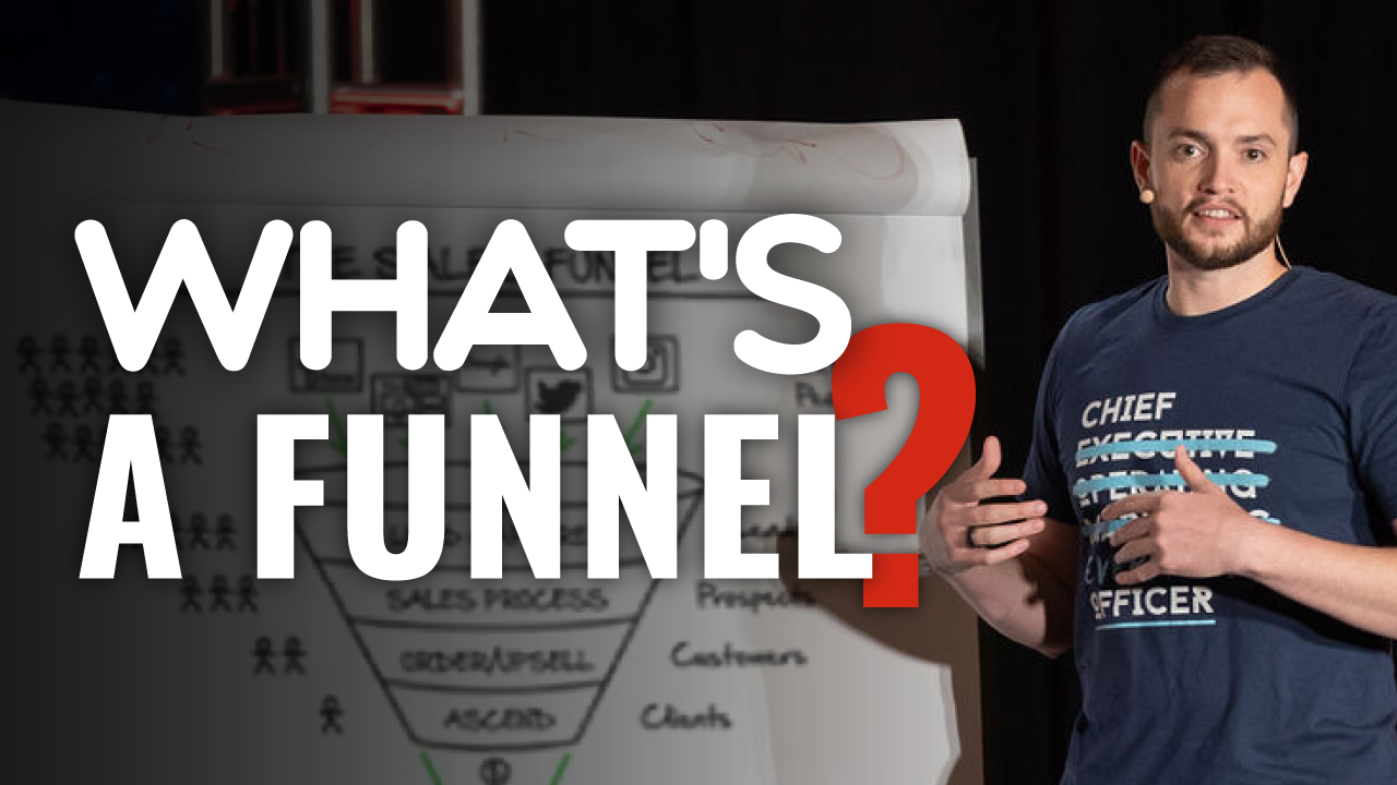 SFR 289 What's A Funnel?