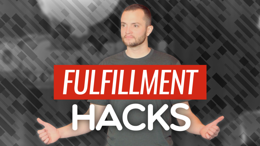 SFR 294 Fulfillment Hacks