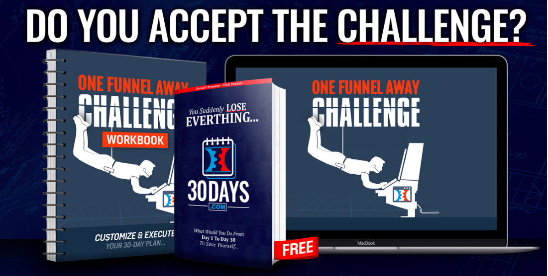 One Funnel Away Challenge offer creation strategy