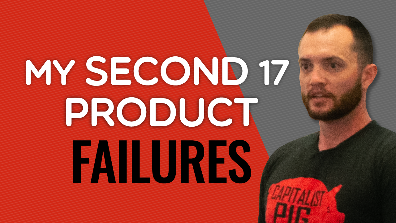 SFR 299 My SECOND 17 Product Failures...